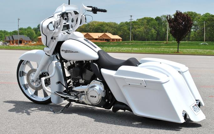 Custom Harley Baggers For Sale Autos Post